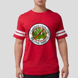 CHOW Logo trans Mens Football Shirt