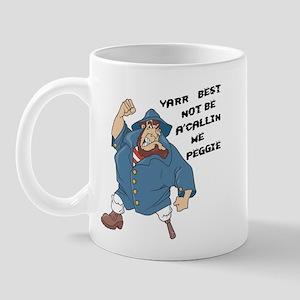 Peggie Mug
