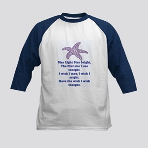 STAR LIGHT - STAR BRIGHT Kids Baseball Jersey