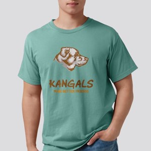 Kangal DogB Mens Comfort Colors Shirt