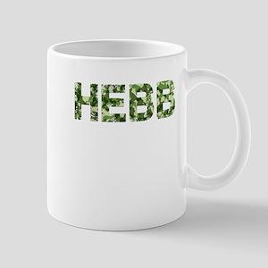 Hebb, Vintage Camo, Mug