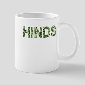 Hinds, Vintage Camo, Mug