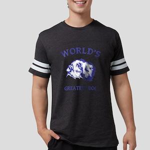 Kerry Blue TerrierH Mens Football Shirt