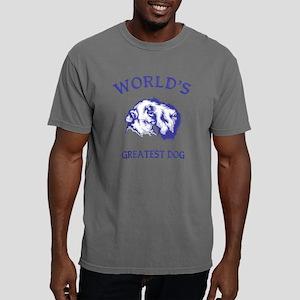 Kerry Blue TerrierH Mens Comfort Colors Shirt