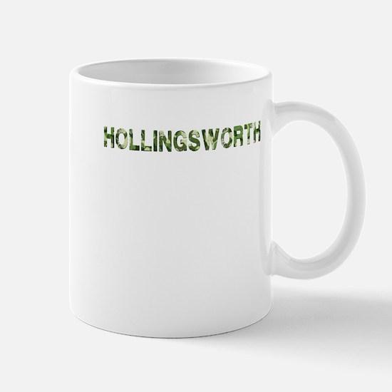 Hollingsworth, Vintage Camo, Mug