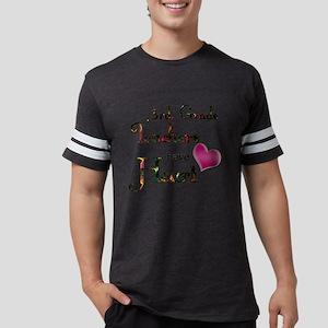 Teachers Have Heart 3 Mens Football Shirt
