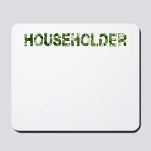 Householder, Vintage Camo, Mousepad