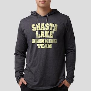 Shasta Lake Drinking Team Mens Hooded Shirt