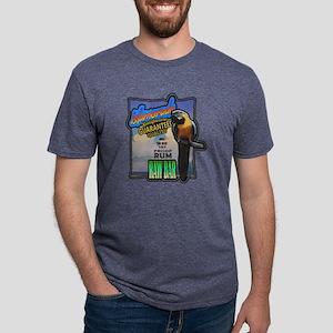 Islamorada Raw Bar Mens Tri-blend T-Shirt
