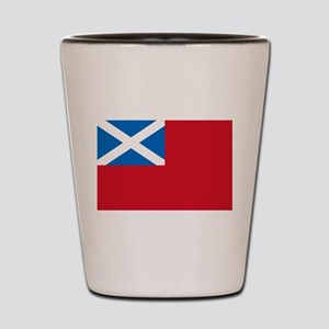 Flag - Scottish Navy Shot Glass