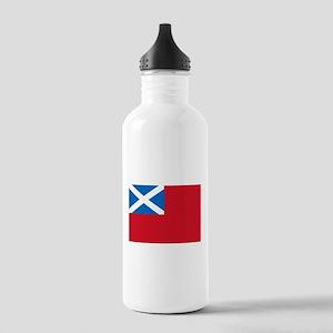 Flag - Scottish Navy Stainless Water Bottle 1.0L