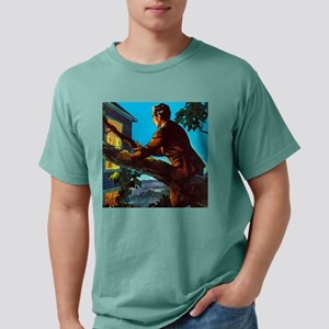 figurehiding5x5 Mens Comfort Colors Shirt