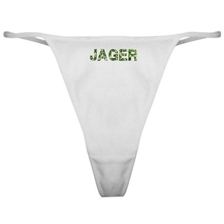 Jager, Vintage Camo, Classic Thong
