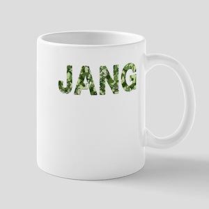 Jang, Vintage Camo, Mug