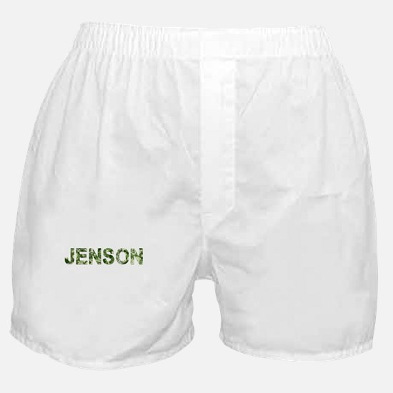 Jenson, Vintage Camo, Boxer Shorts