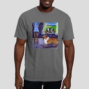 sheltiefood Mens Comfort Colors Shirt