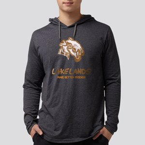 Lakeland TerrierB Mens Hooded Shirt