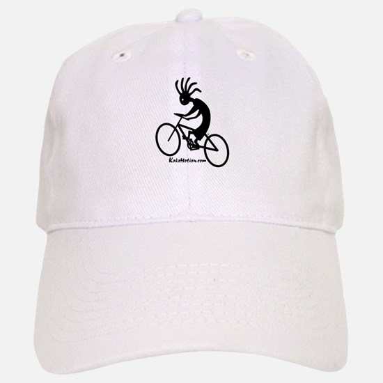 Kokopelli Mountain Biker Baseball Baseball Cap