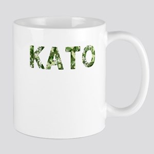 Kato, Vintage Camo, Mug