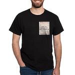 US Constitution B-Day Dark T-Shirt