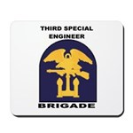 Third Special Engineer Brigade Mousepad