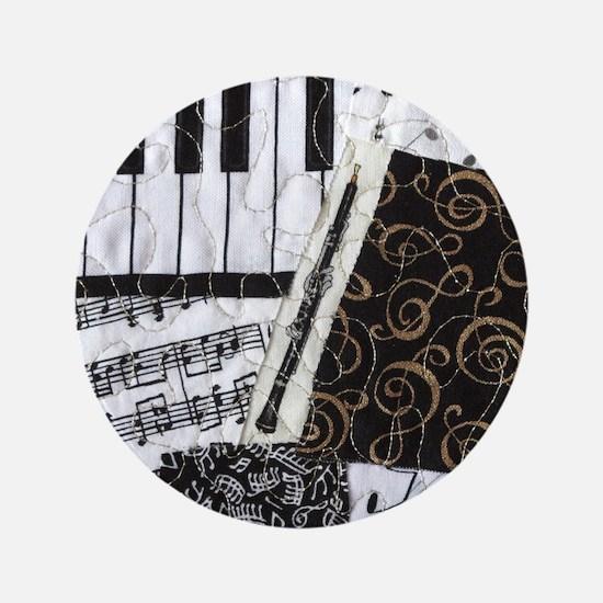 """Oboe 3.5"""" Button"""