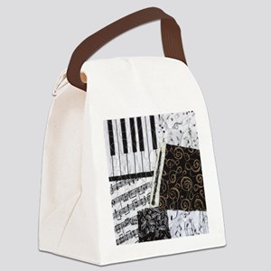 Oboe Canvas Lunch Bag