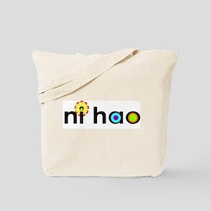ni hao - hello! Tote Bag