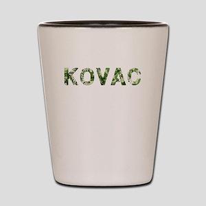 Kovac, Vintage Camo, Shot Glass