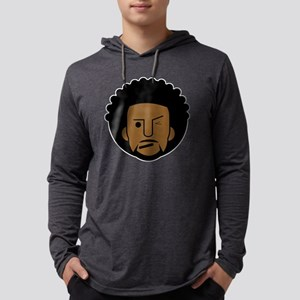 thizz2 Mens Hooded Shirt