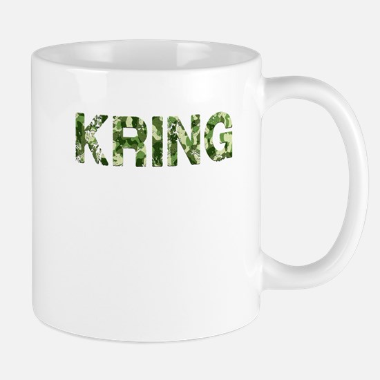 Kring, Vintage Camo, Mug