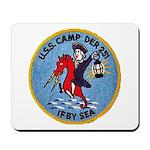 USS CAMP Mousepad