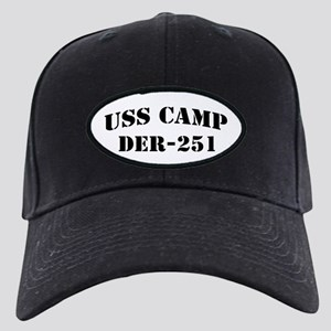 USS CAMP Black Cap