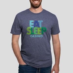CASINO Mens Tri-blend T-Shirt