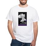 Sharing the Billionaire White T-Shirt