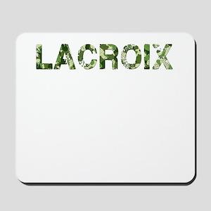 Lacroix, Vintage Camo, Mousepad