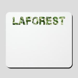 Laforest, Vintage Camo, Mousepad