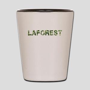 Laforest, Vintage Camo, Shot Glass