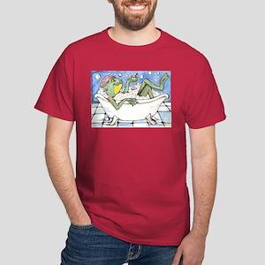 Flyin Lion Art Factory Dark T-Shirt