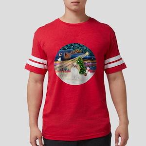 Xmas Magic - Japanese Chin (le Mens Football Shirt