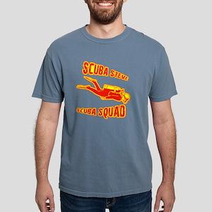 SCUBASTEVE Mens Comfort Colors Shirt