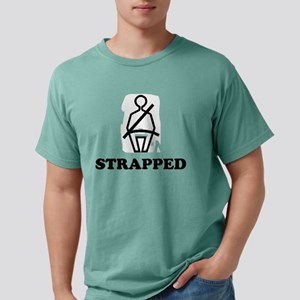 stRAPPED2 Mens Comfort Colors Shirt
