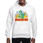 Monster Hooded Sweatshirt
