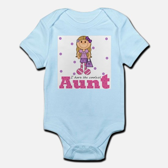 I have the coolest Aunt Baby Body Suit