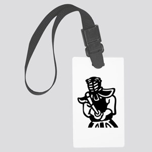 Kendo Large Luggage Tag