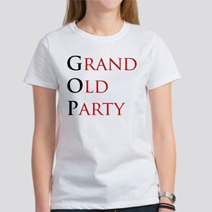 Grand Old Party (GOP) Women's T-Shirt