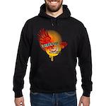 Surfs up teeshirts - surfing and beach wear Hoodie