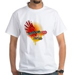 Surfs up teeshirts - surfing and beach wear White