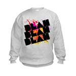 blah blah blah Kids Sweatshirt