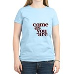 come as you are Women's Light T-Shirt